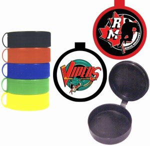 Hockey Sport Themed Promotional Items - Hockey Pucks
