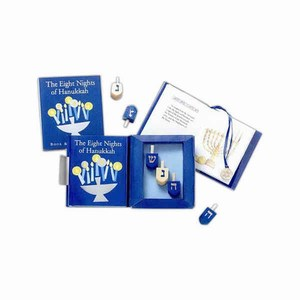 Chanukah Themed Promotional Items -