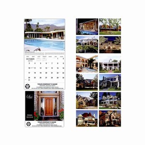 Personalized Homes Wall Calendars!