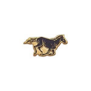 Custom Imprinted Horse Mascot Pins!