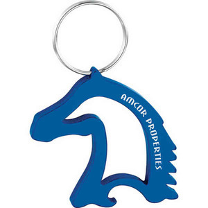 Custom Imprinted Horse Shaped Carabiners!