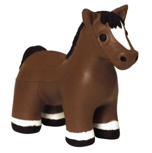 Custom Imprinted Horse Shaped Stress Relievers