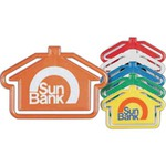 Shaped Promotional Items - House Shaped Promotional Items