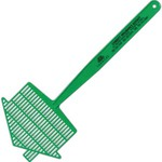 Custom Printed House Shaped Fly Swatters!