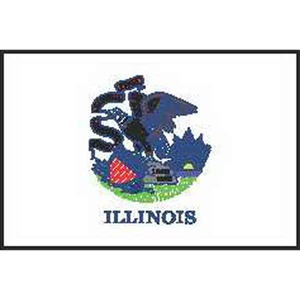 Illinois State Shaped Promotional Items -