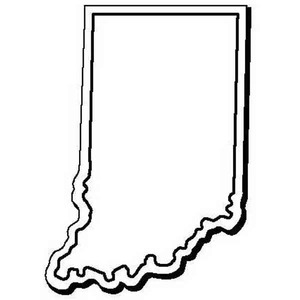 Indiana State Shaped Promotional Items -