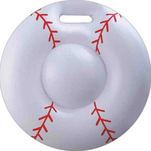 Square Seat Cushions - Inflatable Baseball Cushions