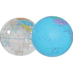 Customized Inflatable Globe Beach Balls!