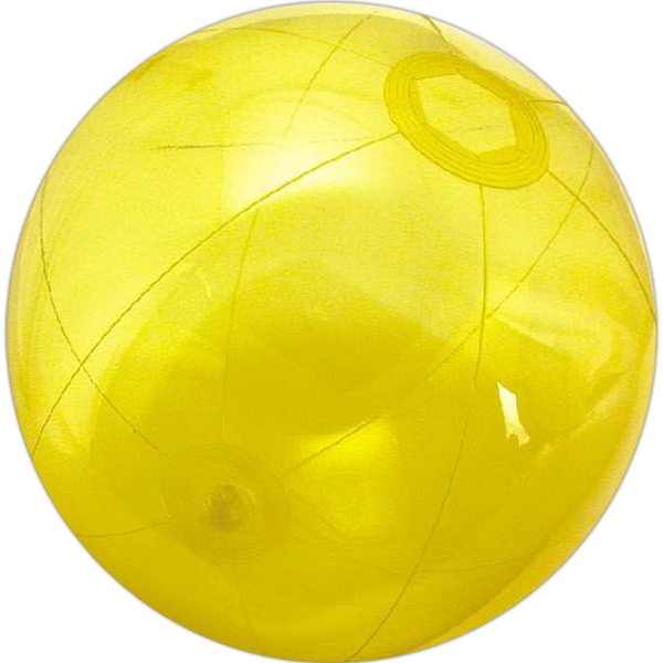 Translucent Beach Balls -