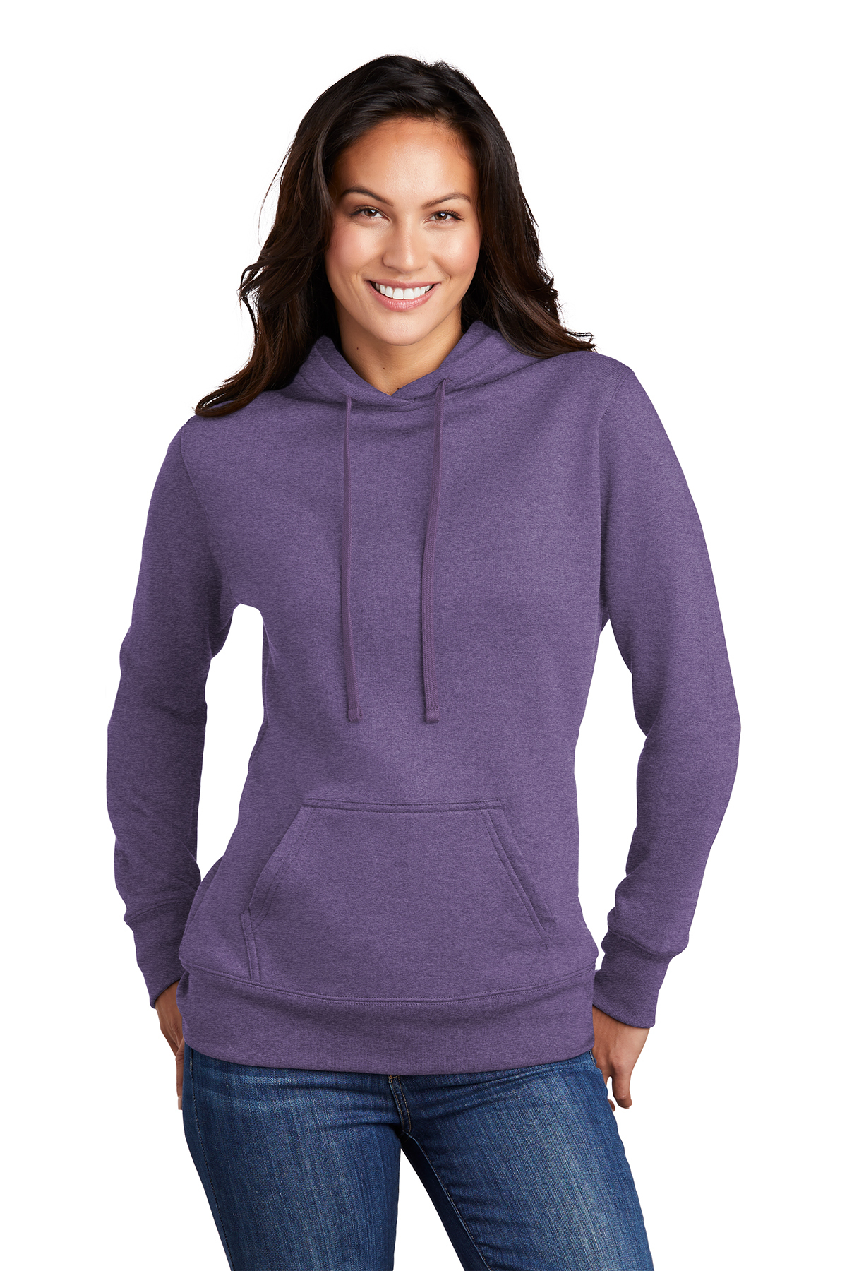 Ladies Hooded Sweatshirts -