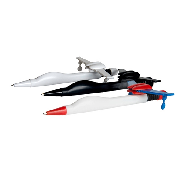 Custom Airplanes - Airplane Shaped Pens with Foldable Wings