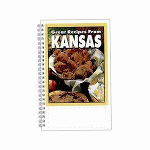 Kansas State Shaped Promotional Items -