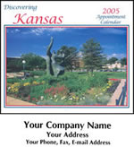 Custom Imprinted Kansas Wall Calendars!