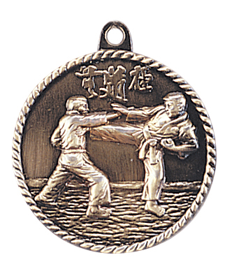 Karate Medals -