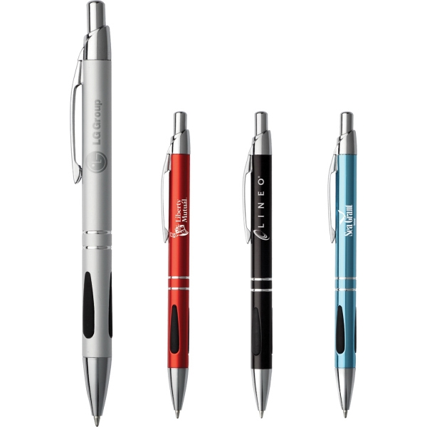 Custom Printed 1 Day Service Aluminum Barrel Mechanical Pencils!