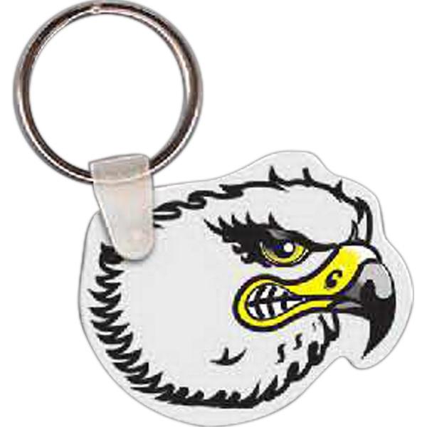 Personalized Eagle Bird Shaped Keytags!