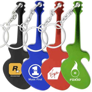 Custom Printed Key Tag Music Themed Items