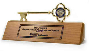 Customized Grand Opening Key to the City Awards