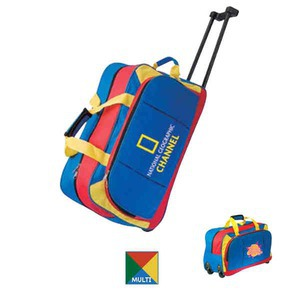 Custom Imprinted Kids Duffel Bags