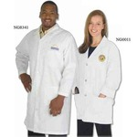 Custom Printed Lab Coats