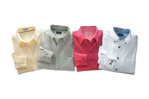 Custom Imprinted Ladies Chestnut Hill Woven Dress Shirts