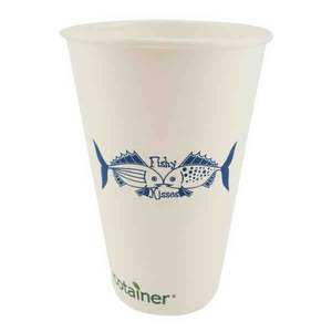 Custom Imprinted Large Eco Friendly Disposable Cups!