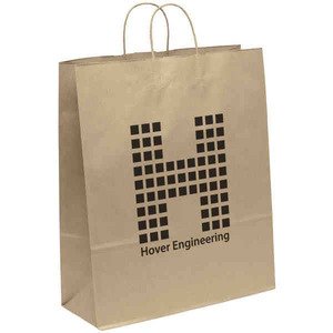 Environmentally Friendly Paper Bags - Large Environmentally Friendly Paper Bags