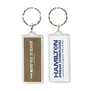 Acrylic Keytags -