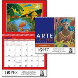 Appointment Calendars - Latino Art Appointment Calendars