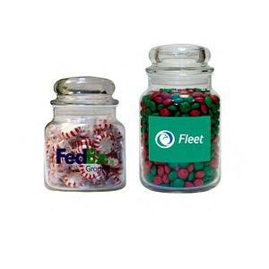 Candy - Candy Filled Apothecary Jars