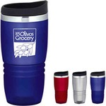 Custom Printed Acrylic Tumbler Travel Mugs!