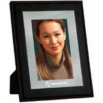 Custom Imprinted Leather Like Photo Picture Frames