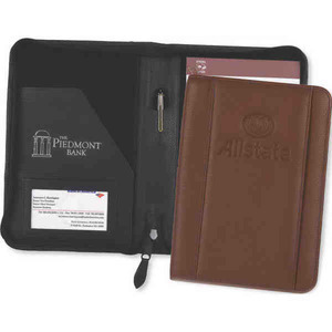 Leather Promotional Items - Leather Planners And Organizers