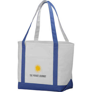 Custom Imprinted LEEDS Bolso Carry-All Totes
