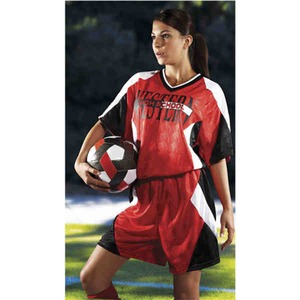 Custom Decorated LEEDS Soccer Jerseys!