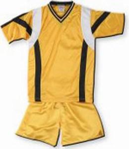 Custom Decorated LEEDS Soccer Jerseys!