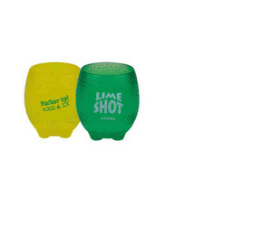 Custom Imprinted Lemon Lime Shot Glasses