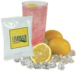Custom Printed Lemonade Drink Packets!