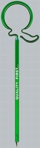 Letter Bent Shaped Pens -