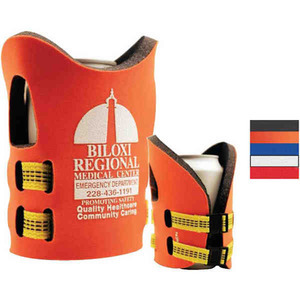 Custom Imprinted Life Jacket Vest Can Coolers