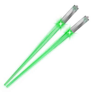 Custom Designed Light Up Chopsticks!