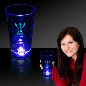 Custom Printed Light Up Pint Glasses!