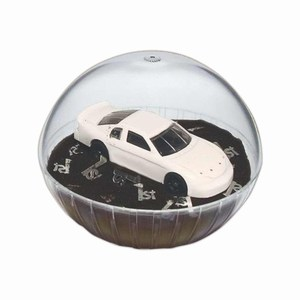 Custom Made Lighted Mobile Nascar Crystal Globes!