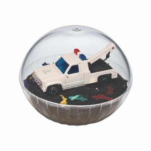 Custom Imprinted Lighted Mobile Tow Truck Crystal Globes!