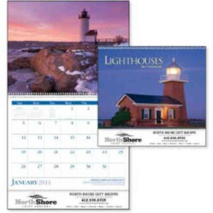 Custom Designed Lighthouses Appointment Calendars!