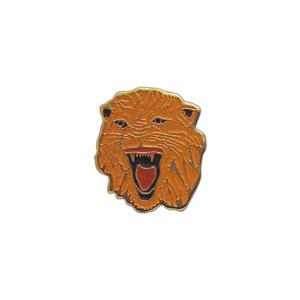 Custom Imprinted Lion Mascot Pins