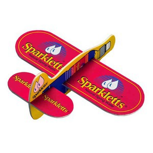 Custom Airplanes - Logo Mono Plane Foam Airplanes