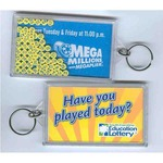 Custom Made Lottery Number Selector Keyrings!