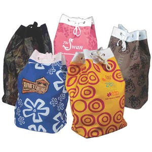 Luau Themed Promotional Items - Luau Beach Bags