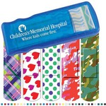Custom Printed Made in America Bandage Dispensers With Character Bandages!